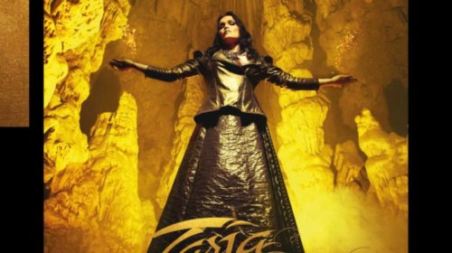 Tarja Turunen - In The Raw - Album Cover