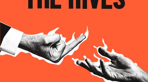 The Hives - Good Samaritan - Single Cover