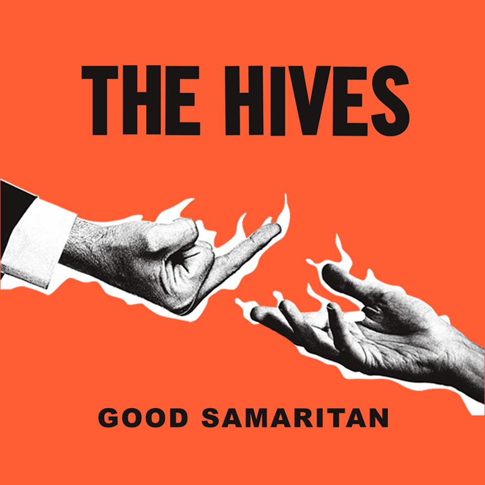 The Hives - Good Samaritan - Single Cover