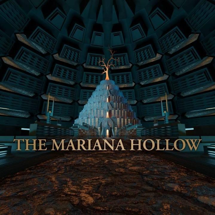 The Marriana Hollow - cover album - 2019