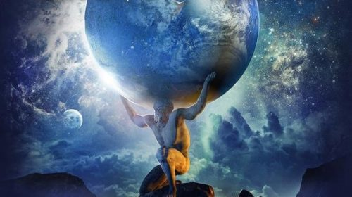 Unruly Child - Big Blue World - Album Cover