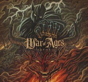 War Of Ages - Alpha - Album Cover