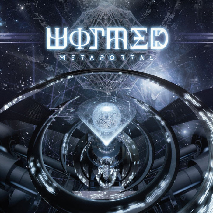 Wormed - Metaportal - EP Cover