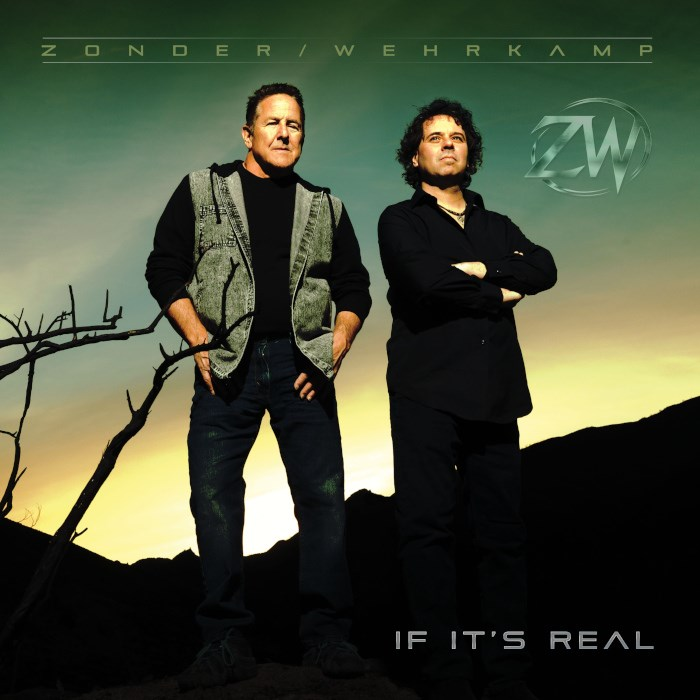 Zonder Wehrkamp - If It's Real - Album Cover