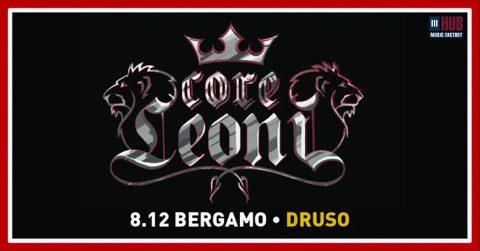Coreleoni - Druso - Live 2019 - Promo