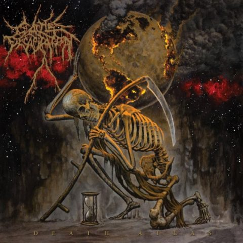 Cattle Decapitation - Death Atlas - Album Cover