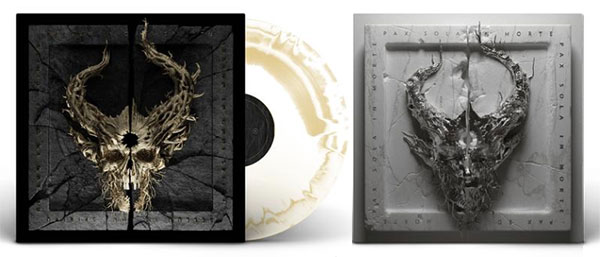 Demon Hunter - War - Peace - Albums Cover