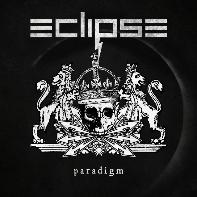 Eclipse Paradigm - Album Cover