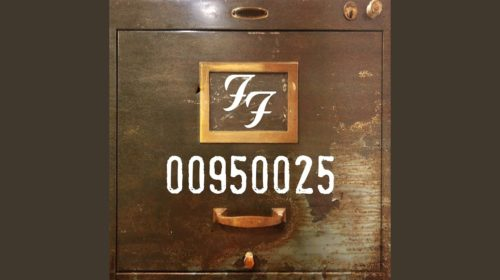 Foo Fighters - 00950025 - EP Cover