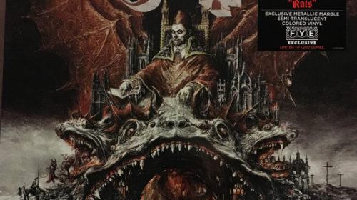 Ghost - Prequelle - Album Cover