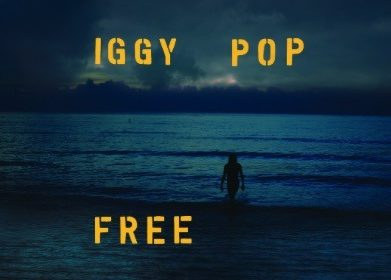 Iggy Pop - Free - Album Cover