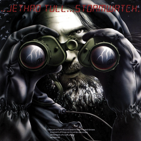 Jethro Tull - Stormwatch 40Th Anniversary Force 10 Edition - Album Cover
