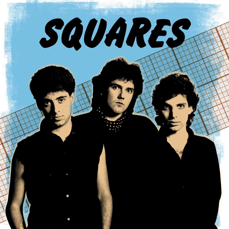 Joe Satriani - Squares - Album Cover
