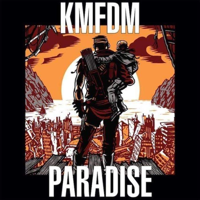 KMFDM - Paradise - Album Cover