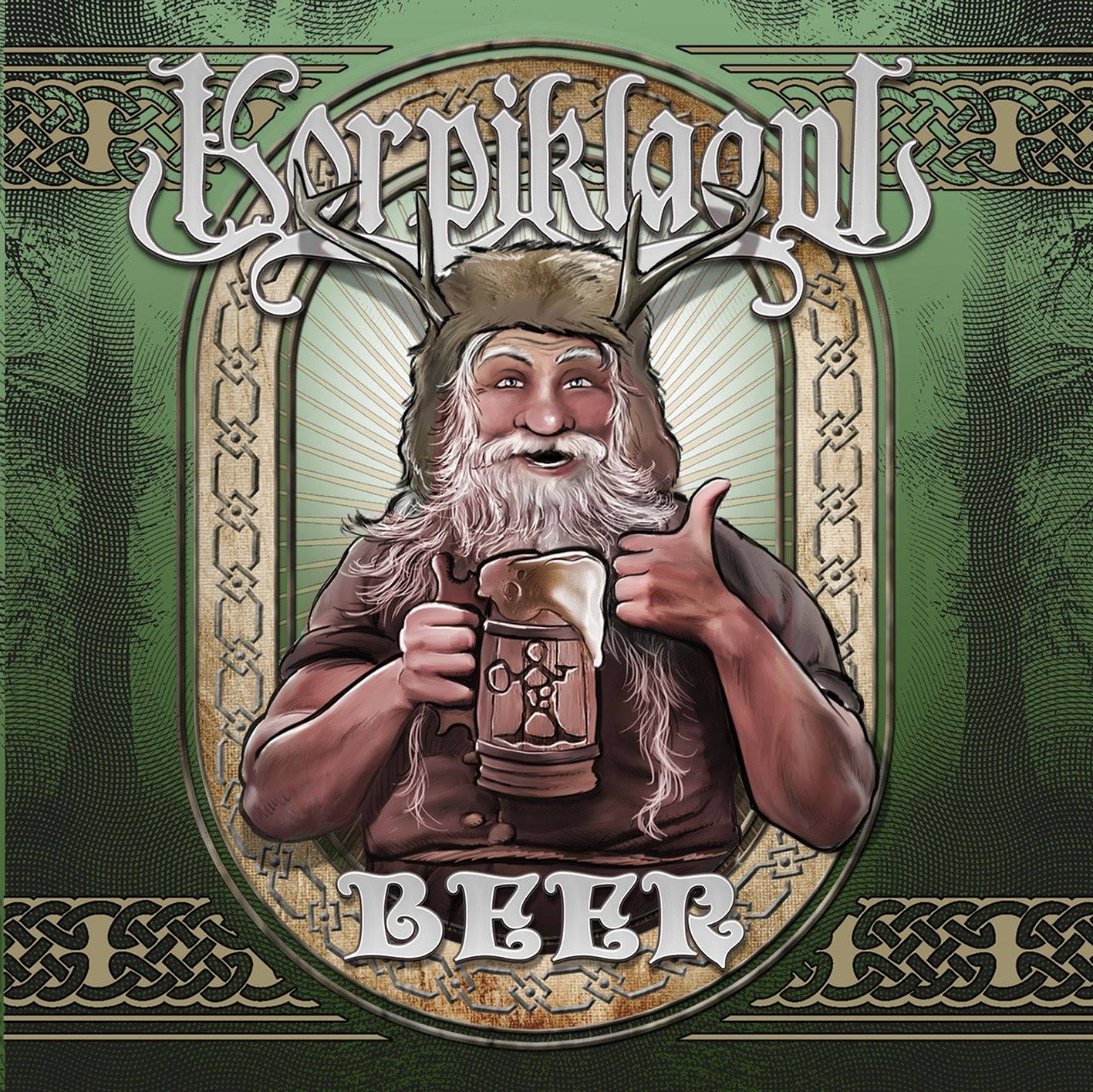 Korpiklaani - Beer Beer - Album Cover