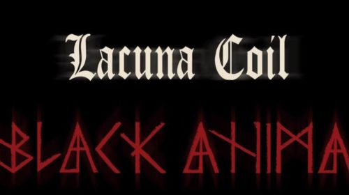 Lacuna Coil - Black Anima - Album Cover
