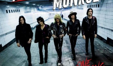 Michael Monroe - One Man Gang - Album Cover