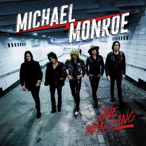 Michael Monroe - One Man Gang - Album Cover