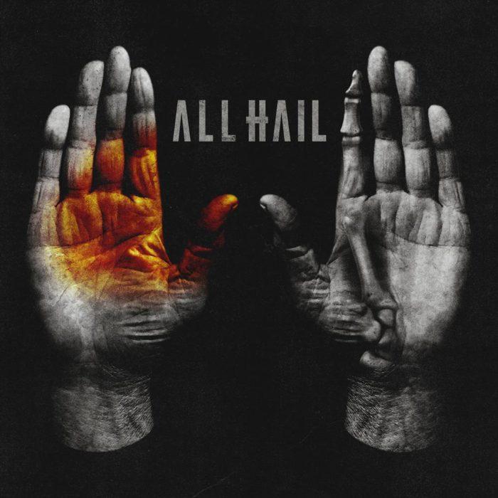 Norma Jean - All Hail - Album Cover