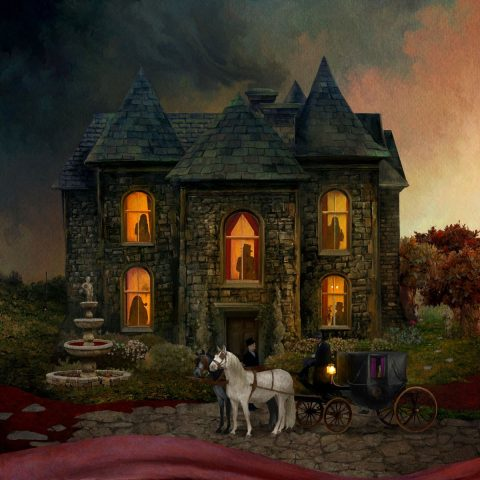 Opeth - In Cauda Venenum - Album Cover