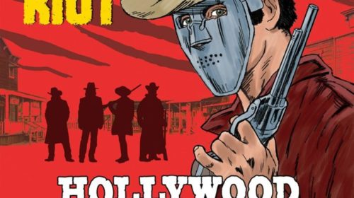 Quiet Riot - Hollywood Cowboys - Album Cover