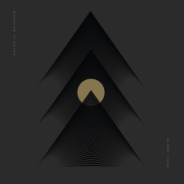 Russian Circles - Blood Year - Album Cover