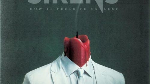 Sleeping With Sirens - How It Feels To Be Lost - Album Cover