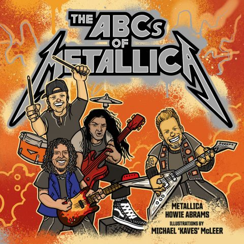 The ABCS Of Metallica - Book Cover
