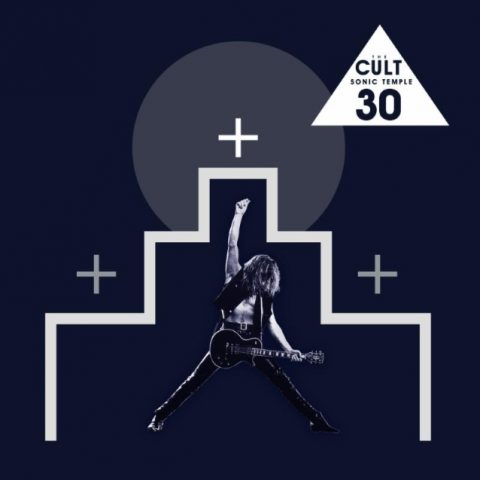 The Cult - The Cult Sonic Temple 30 - Boxset Cover