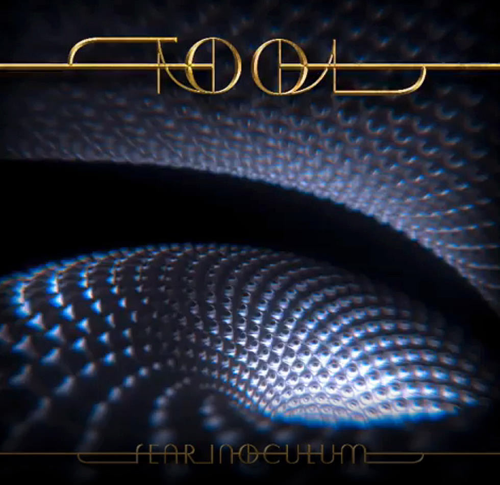 Tool - Fear Inoculum - Album Cover