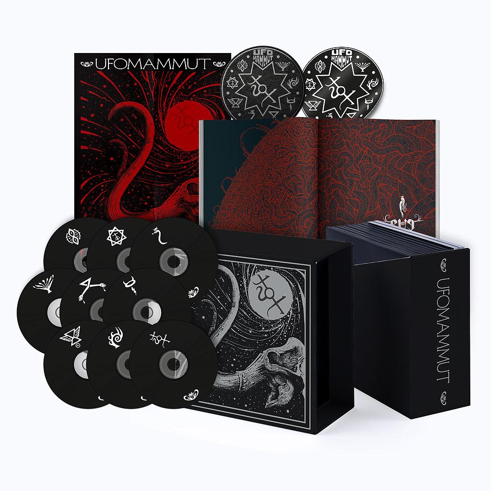 Ufomammut - XX - Boxset Cover