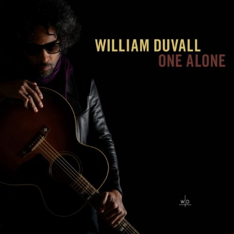 William Duvall - One Alone - Album Cover