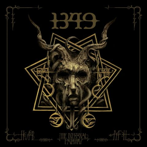 1349 - Infernal Pathway - Album Cover