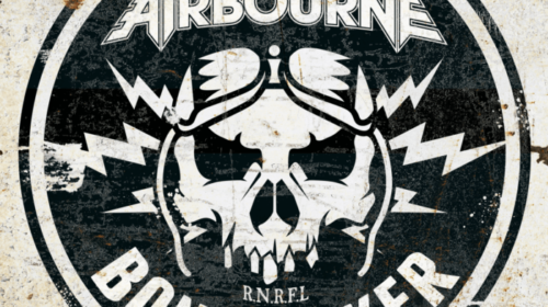 Airbourne - Boneshaker - Album Cover