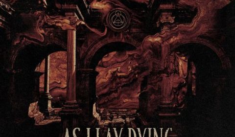 As I Lay Dying - Shaped By Fire - Album Cover