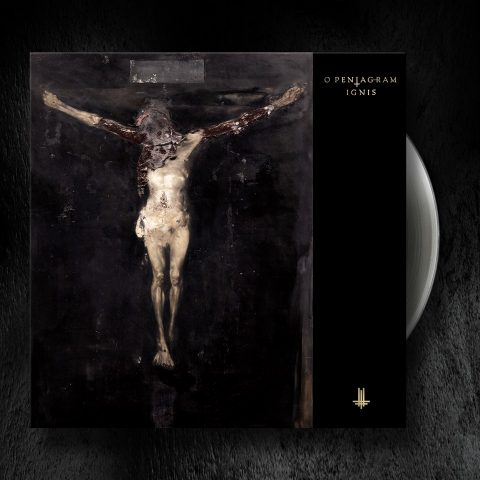 Behemoth - O - Pentagram Ignis - EP Cover