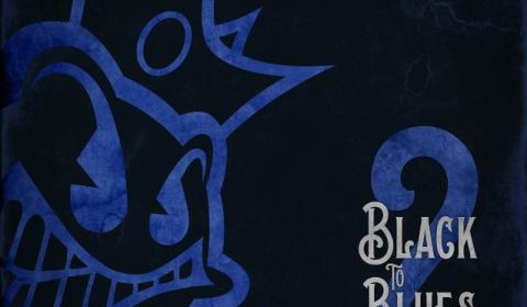 Black Stone Cherry - Black To Blues Volume 2 - Album Cover