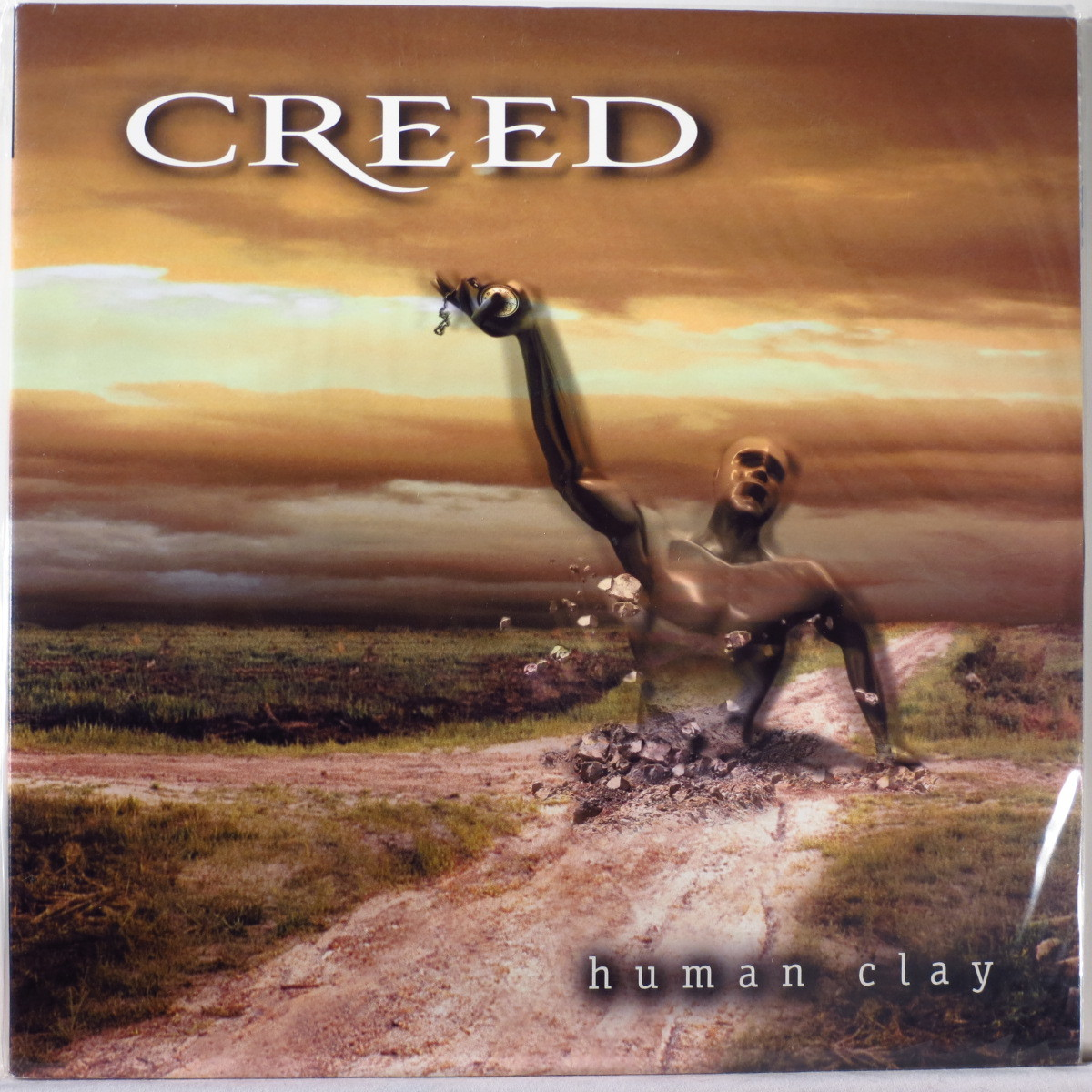 Creed - Human Clay - Album Cover