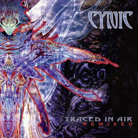 Cynic - Traced In Air Remixed - Album Cover