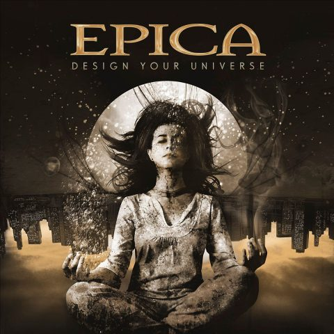 Epica - Design Your Universe - Gold Edition - Album Cover