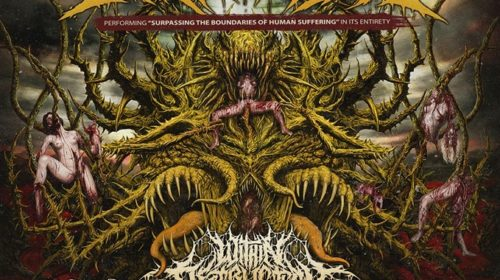 Ingested - Within Destruction - Sign Of The Swarm - Distant - Decade Of Human Suffering - Europe Tour 2019 - Promo