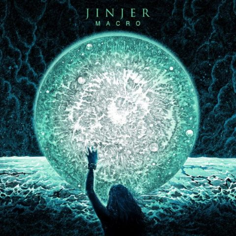 Jinjer - Macro - Album Cover