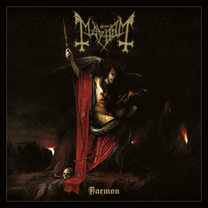 Mayhem - Daemon - Album Cover