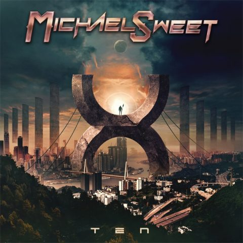 Michael Sweet - Ten - Album Cover
