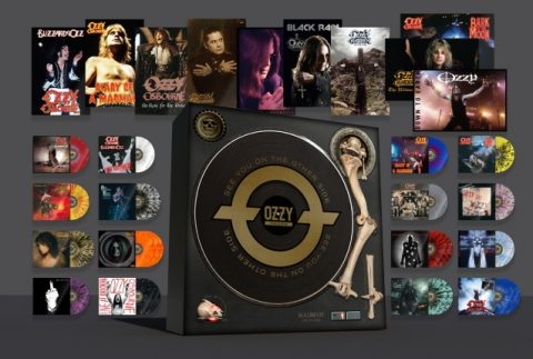 Ozzy Osbourne - See you On The Other Side - Box Set Album Cover