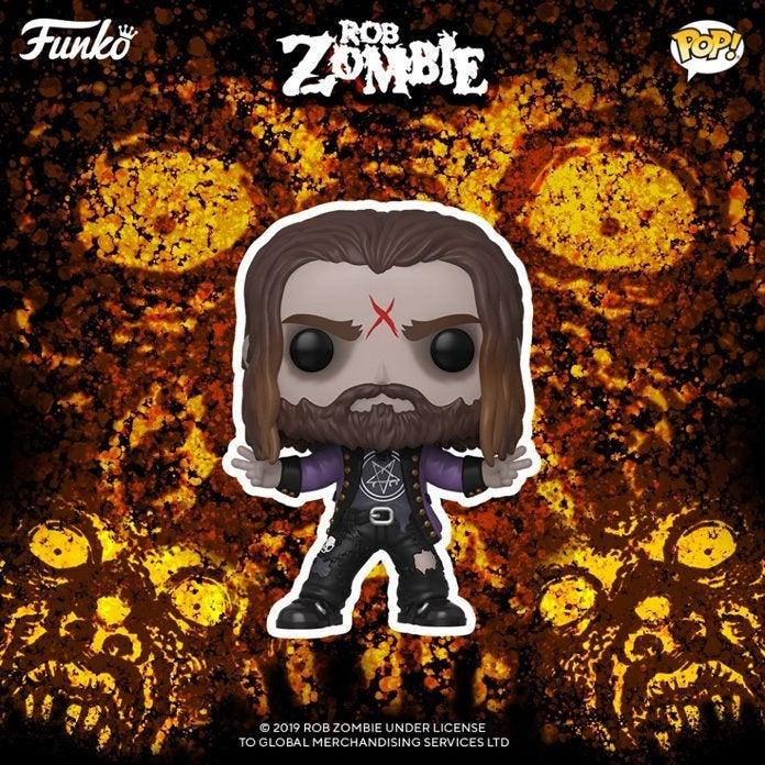 Rob Zombie - Funko Pop