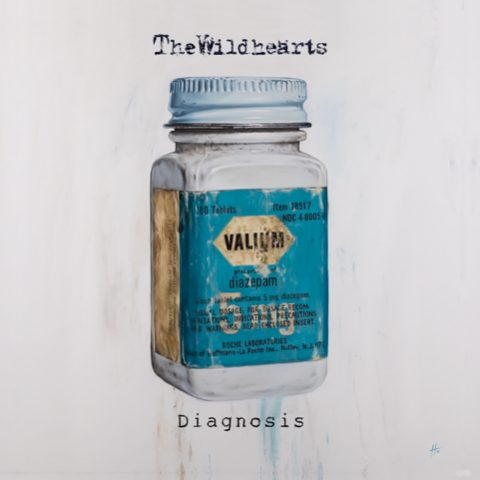 The Wildhearts - Diagnosis - Mini Album Cover