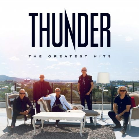 Thunder - The Greatest Hits - Album Cover