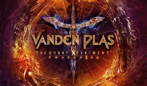 Vanden Plas - The Ghost Xperiment Awakening - Album Cover