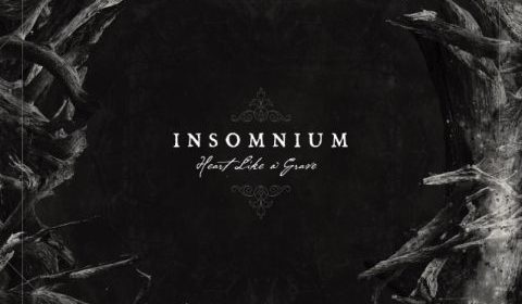 Insomnium - Heart Like A Grave - Album Cover